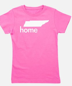 Cute Bristol tn Girl's Tee