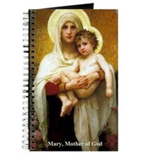 Mary, Mother of God Journal