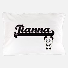 Tianna Classic Retro Name Design with Pillow Case