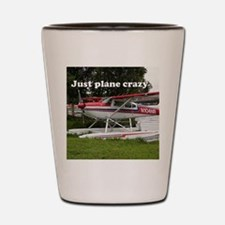 Just plane crazy: Cessna float plane, A Shot Glass