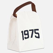 Birthday Born 1975 Canvas Lunch Bag