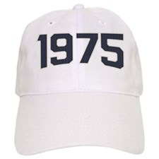 Birthday Born 1975 Baseball Cap
