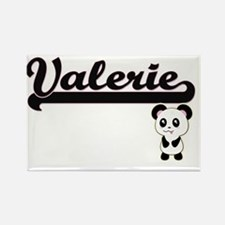 Valerie Classic Retro Name Design with Pan Magnets