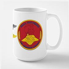 OIF AC AW LINCOLN Mugs