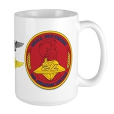 OIF AC AW LINCOLN Mugs
