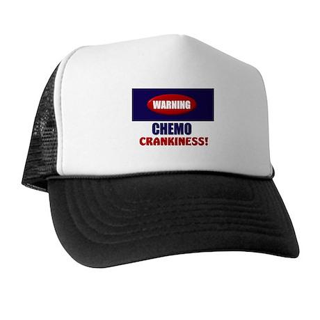 Chemo Crankiness Trucker Hat