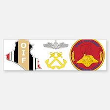 OIF BM SW LINCOLN Bumper Bumper Bumper Sticker