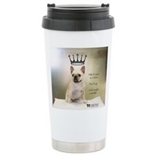 Unique French bulldogs Travel Mug