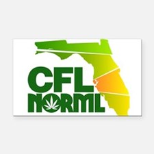 Central Florida NORML Officia Rectangle Car Magnet