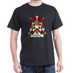 Coudray Family Crest Dark T-Shirt