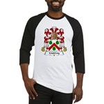 Coudray Family Crest Baseball Jersey