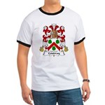 Coudray Family Crest Ringer T