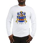 Couderc Family Crest  Long Sleeve T-Shirt