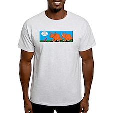Bad Horn Day. T-Shirt