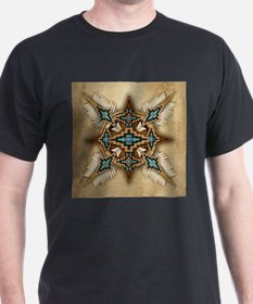 Native American Style Mandala 26 T-Shirt