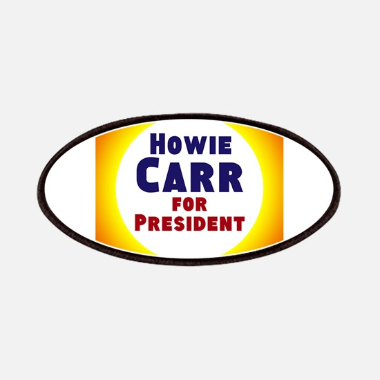 Howie Carr Patch