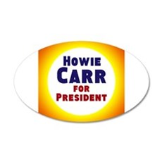 Howie Carr Wall Decal