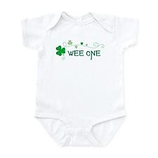 wee one Shamrock Infant Bodysuit