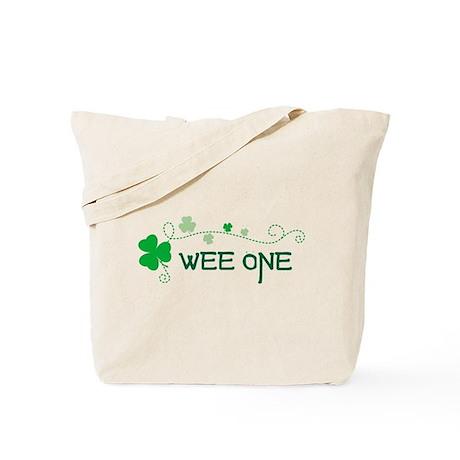 wee one Shamrock Tote Bag