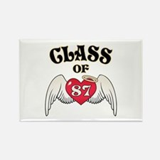 Class of '87 Rectangle Magnet