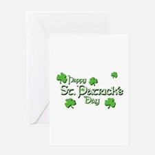 Happy St. Patrick's Day - Sha Greeting Card