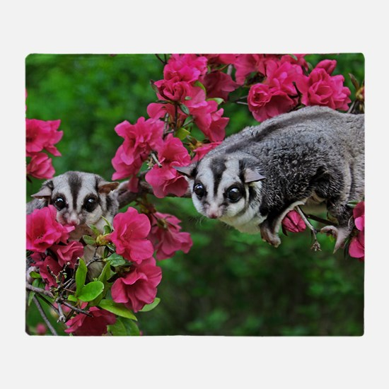 Flowers #13 Part 2 Throw Blanket