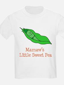 Mamaw's Sweet Pea T-Shirt