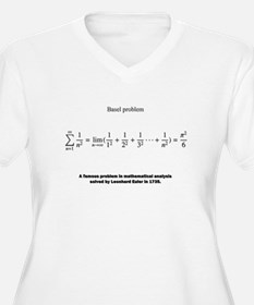 basel problem: solved by Euler: mathematics Plus S