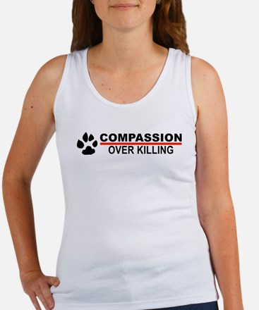 Unique Animal rights no meat Women's Tank Top
