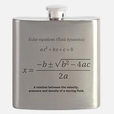 quadratic formula: Euler: mathematics Flask