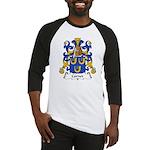 Cornet Family Crest Baseball Jersey