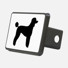 Standard Poodle Hitch Cover