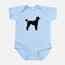 Standard Poodle Infant Bodysuit