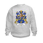 Cornet Family Crest Kids Sweatshirt