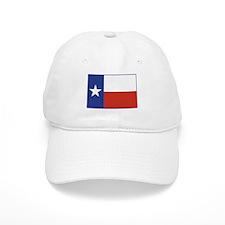 Flag Of Texas Baseball Cap