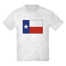 Flag Of Texas T-Shirt