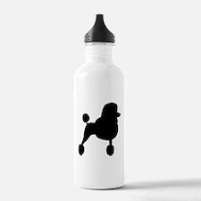 Standard Poodle Water Bottle