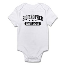 Big Brother Est. 2016 Infant Bodysuit