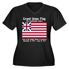 Grand Union Flag Plus Size T-Shirt