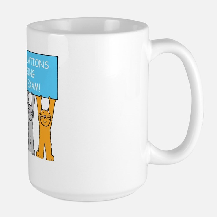 Congratulations on passing CPA exam Mug
