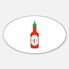 Hot Sauce Decal