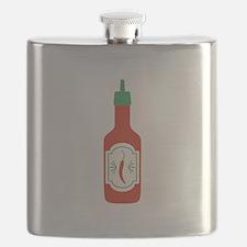 Hot Sauce Flask
