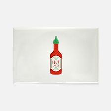 Hot Sauce Bottle  Magnets