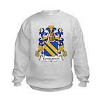 Constantin Family Crest  Kids Sweatshirt