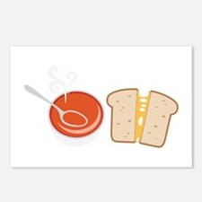 Soup & Sandwich Postcards (Package of 8)