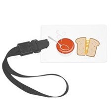 Soup  & Sandwich Luggage Tag