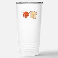 Soup & Sandwich Travel Mug