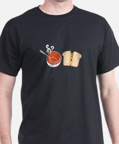 Soup  & Sandwich T-Shirt