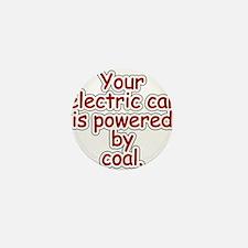 Coal Mini Button