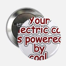 "Coal 2.25"" Button (10 pack)"